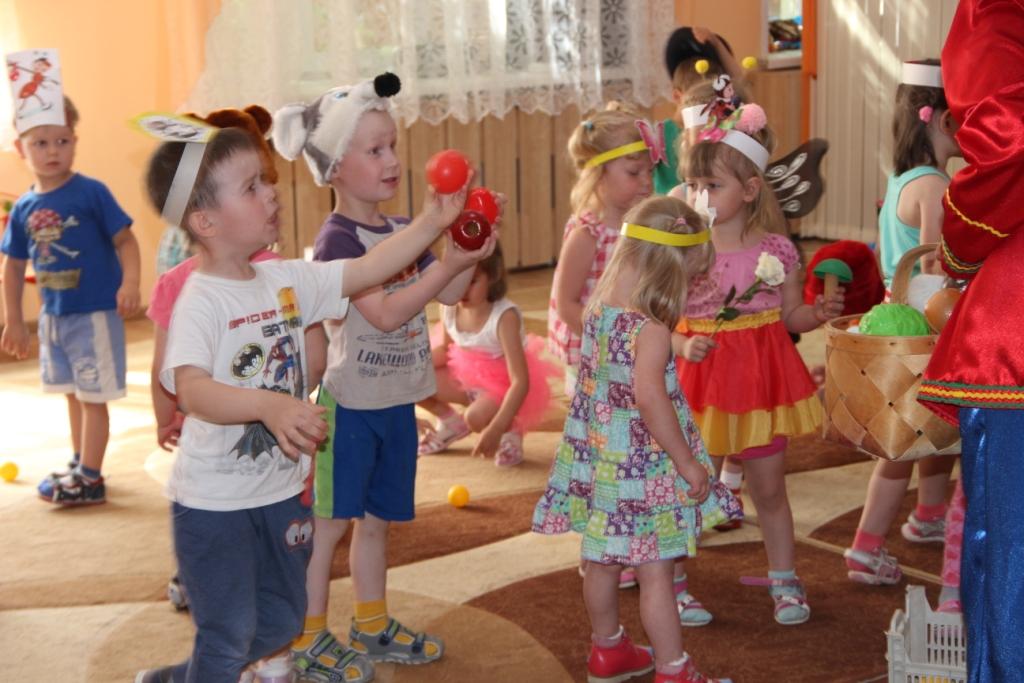 Праздник солнца детский аниматоры в детский сад Школьная улица (деревня Пахорка)
